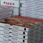 Livraison pizzas